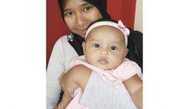 Kulit Bayi Saya Putih Kemerahan, Halus dan Gebu Dengan Set Semasa Hamil Biodex